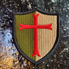 Minuteman Ammo Shield Patch