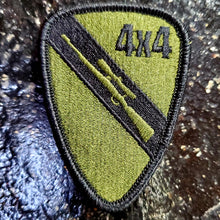 Redneck 4x4 Cavalry Patch