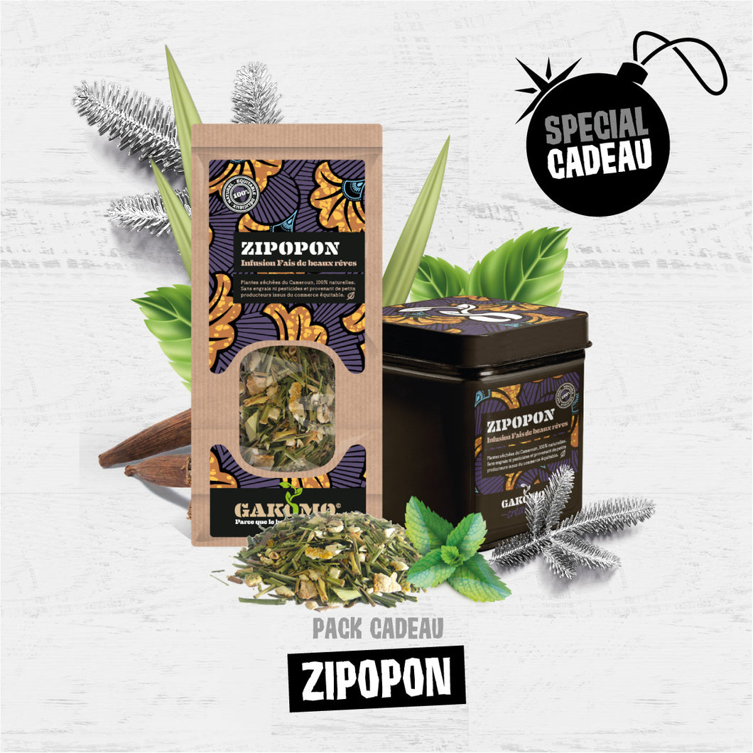 Pack Infusion Zipopon