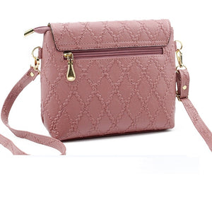 Elegant Small Leather Bag For Woman
