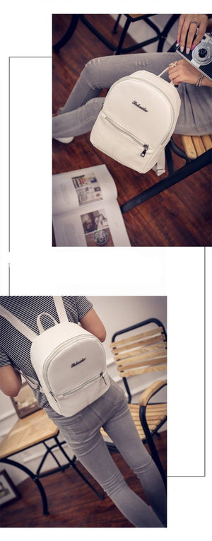 Marvelous Mini Shoulder Backpack