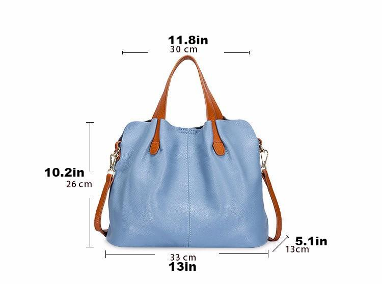 100% Genuine Leather Bag for Woman