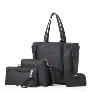 Beautiful Woman Bags Set