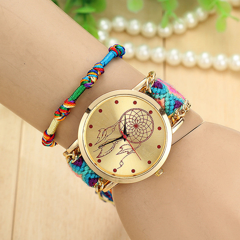 Superb Catch-Your-Dreams Woman Watch