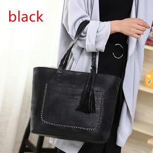 Splendid Large Capacity Shoulder Bag for Woman