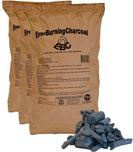45kg Super Premium Real Lumpwood Hardwood Restaurant Charcoal.