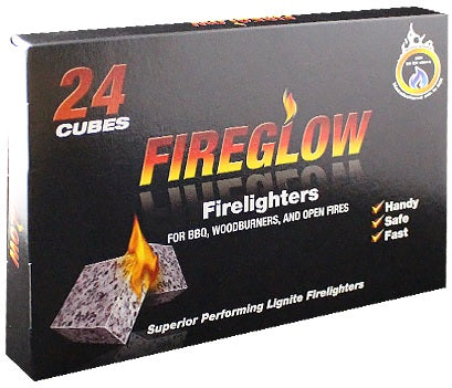 FIREGLOW Barbecue Firelighter