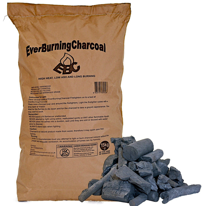 Restaurant Charcoal - EverBurningCharcoal
