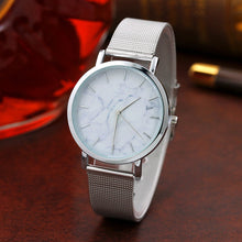 Olivia's Marble Stainless Steel Watch - Simply Marble