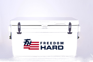 Freedom Hard White Coolers