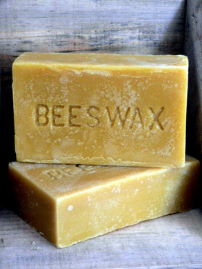 Beeswax (Pure) Block - 1lb