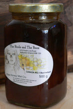 Honey - Raw Buckwheat