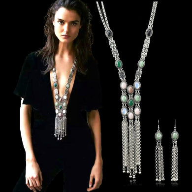 Beautiful Set Necklace & Pendant