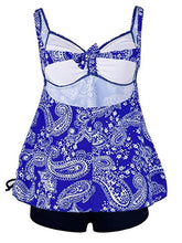 Tankini Set Two-piece Suits