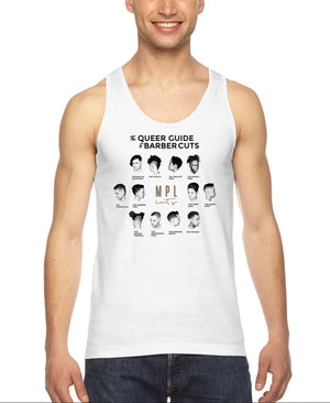 Queer Guide Tank shirt