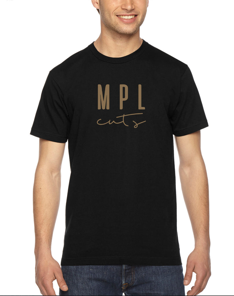 "LIMITED EDITION ""MPLCuts logo"" T-shirt"