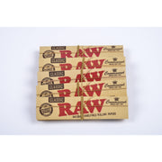 Raw King Size Unrefined slim + tips Connoisseur