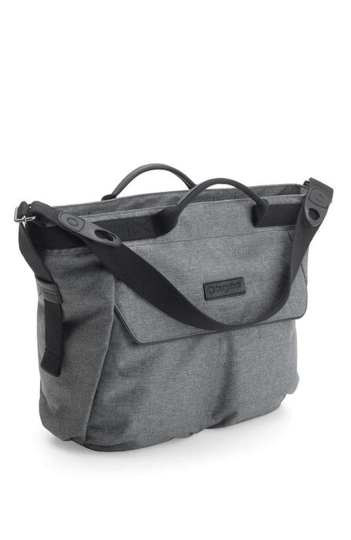 Changing bag - Melange Grey