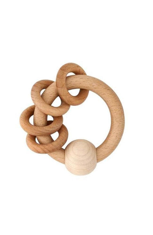 Touch ring with 4 rings