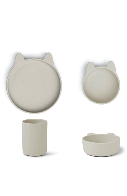 Cyrus Silicone Matarstell Junior - Rabbit Sandy