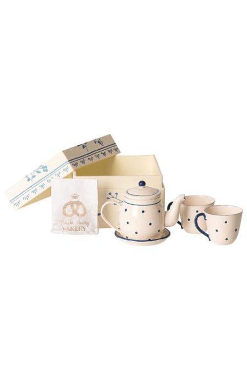 Tea & biscuits set