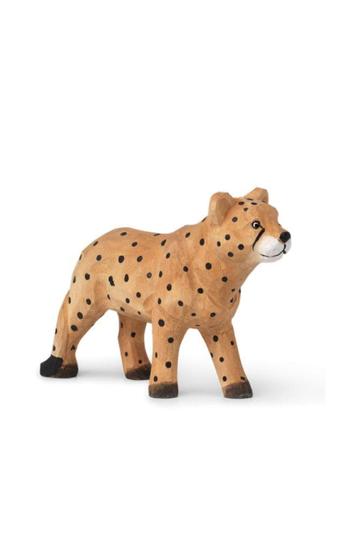 Animal hand-carved - Cheetah