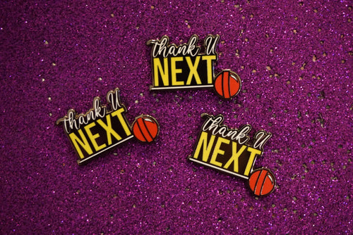Thank U Next Pin