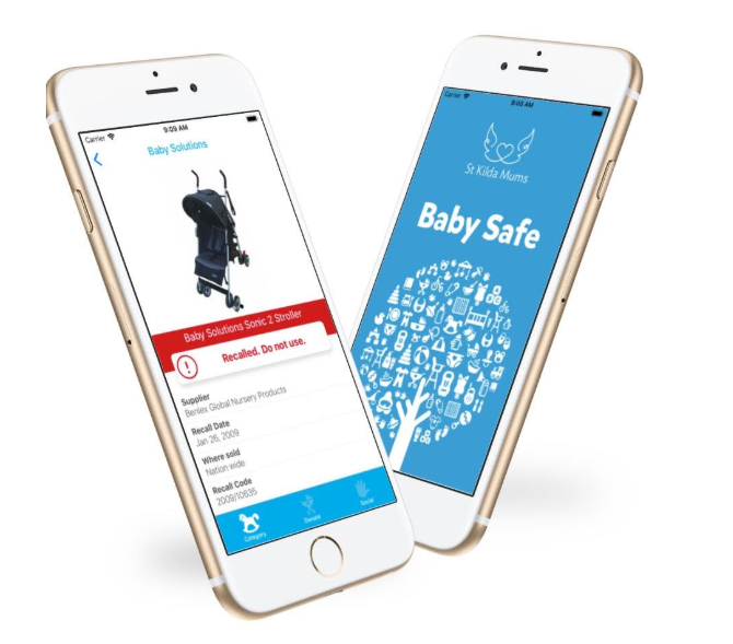"Pick our Project ""Baby Safe App"""