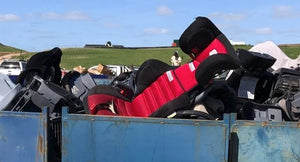 Car seat manufacturers pledge to recycle to help cut down on waste