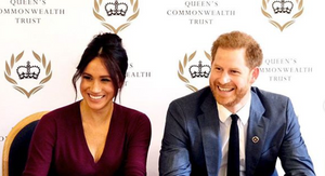 The Duke & Duchess of Sussex shine a spotlight on St Kilda Mums