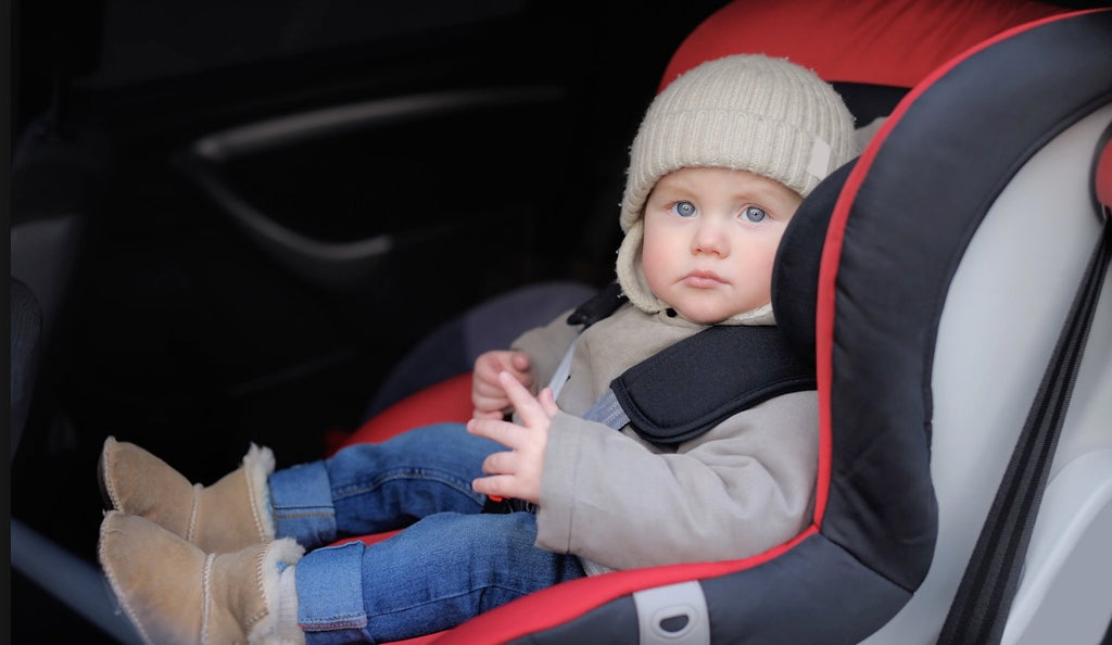 Child in Car restraint