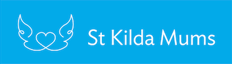 St Kilda Mums Secondary Logo Variation