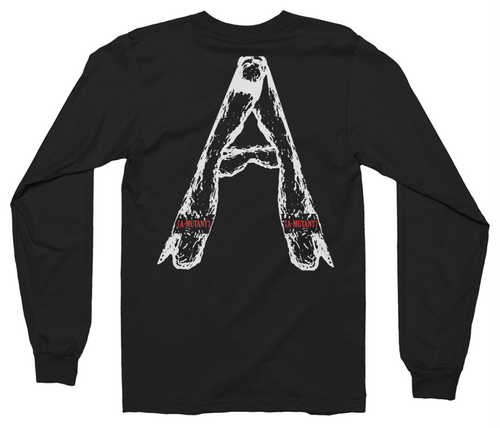 A-MUTANT CHROMOSOME LONGSLEEVE
