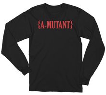 RARE A-MUTANT BIG A LONGSLEEVE