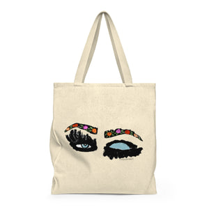 Flower Brow Tote