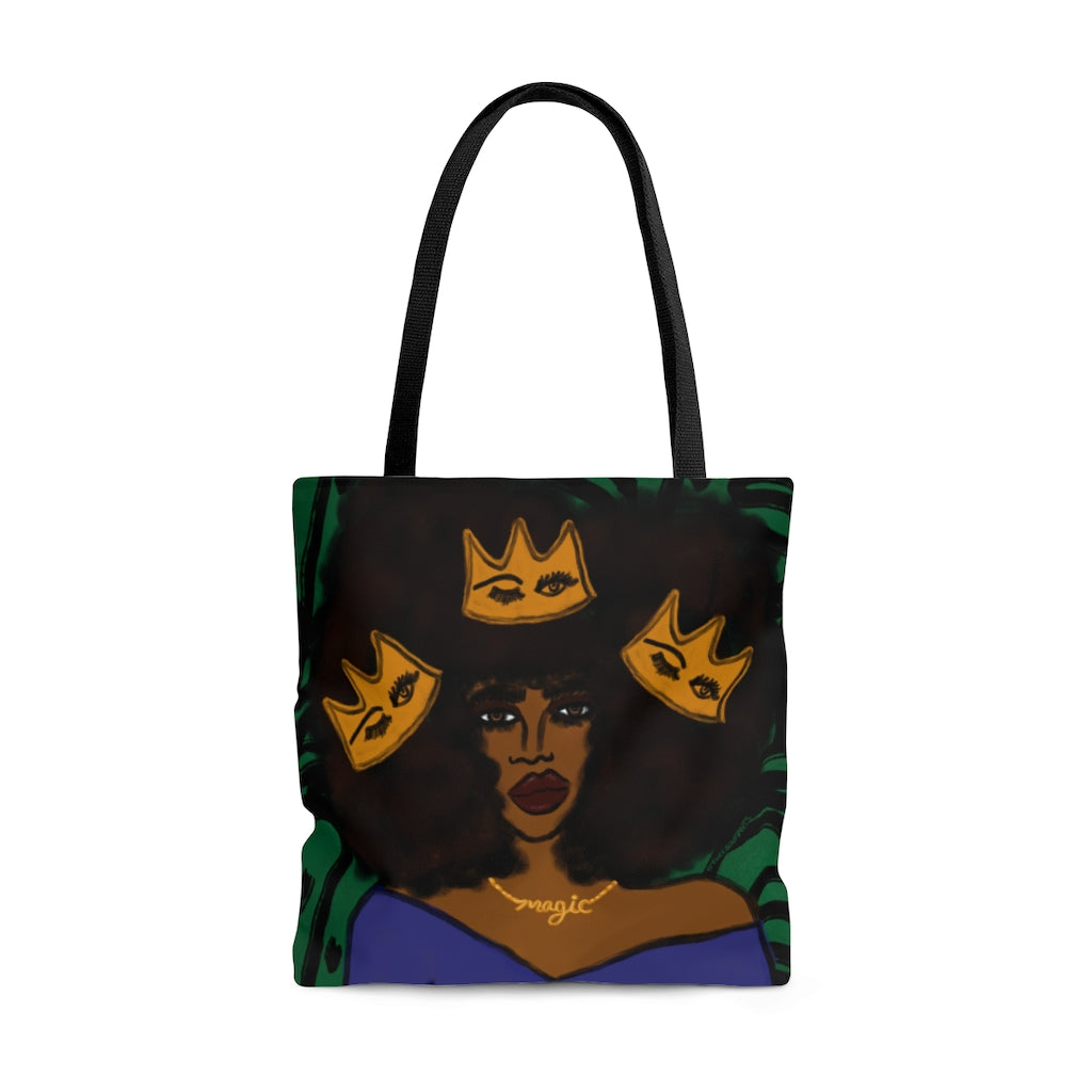 Wear Your Crown Tote Bag