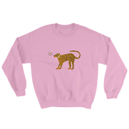 Glam Cat Sweatshirt