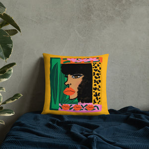 Funky Friday Pillow