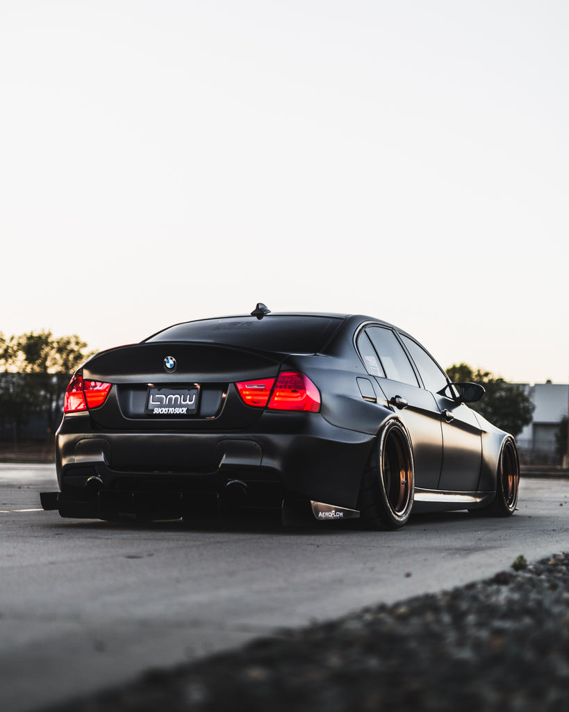 BMW E90 Wide Body Kit