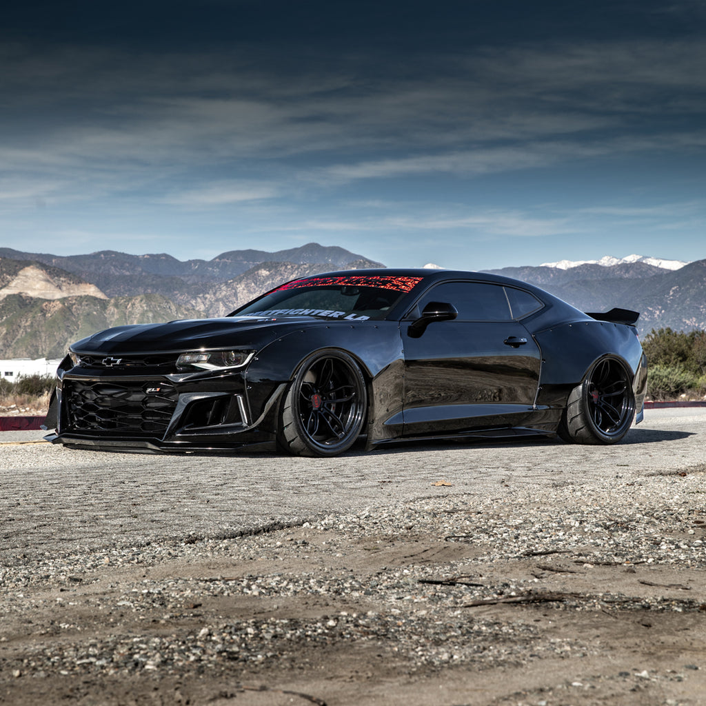 "Gen 6 Camaro ""The Muscle"" ZL1  Kit"