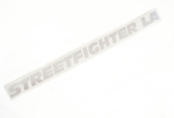 StreetFighter LA Large Chrome Sticker