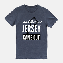 Load image into Gallery viewer, Jersey - Where You're From - Crew Neck Tee