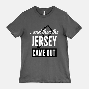 Jersey - Where You're From - Crew Neck Tee