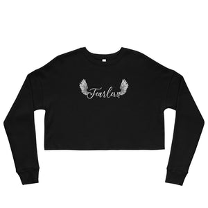 Fearless Crop Sweatshirt