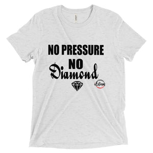 No Pressure - Short sleeve t-shirt