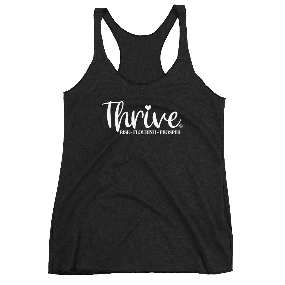 Thrive - Women's Racerback Tank