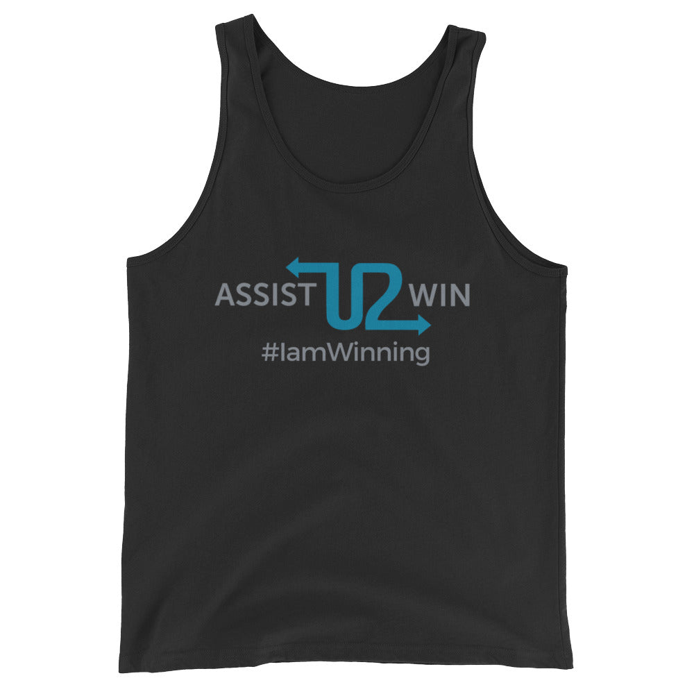Assist U2 Win - Unisex Tank Top