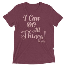 Load image into Gallery viewer, I Can Do All Things - Short sleeve t-shirt