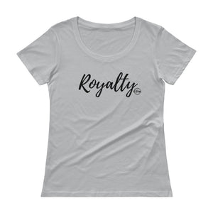 Royalty - Ladies' Scoopneck T-Shirt