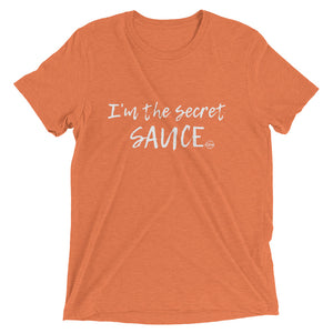 Secret Sauce - Short sleeve t-shirt
